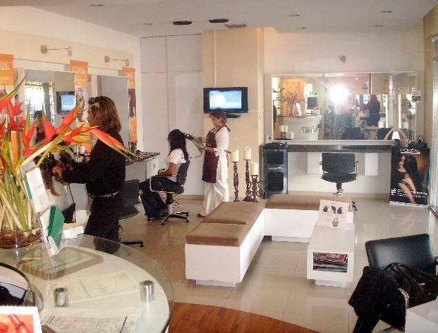 Estudio de belleza en de maturin isabel noguera salones - Decoracion en salones de belleza ...